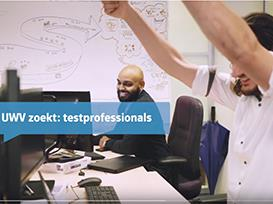 Filmpje: UWV zoekt testprofessionals