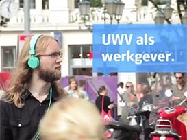 Filmpje: Werken bij UWV