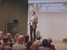 Filmpje: Kunstcongres met perspectief