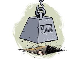 Aandacht voor werknemer met schulden